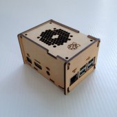 Raspberry Pi 3 & Raspberry Pi 2、Model B専用ケース( Pi 2&Bcase ver1.2)